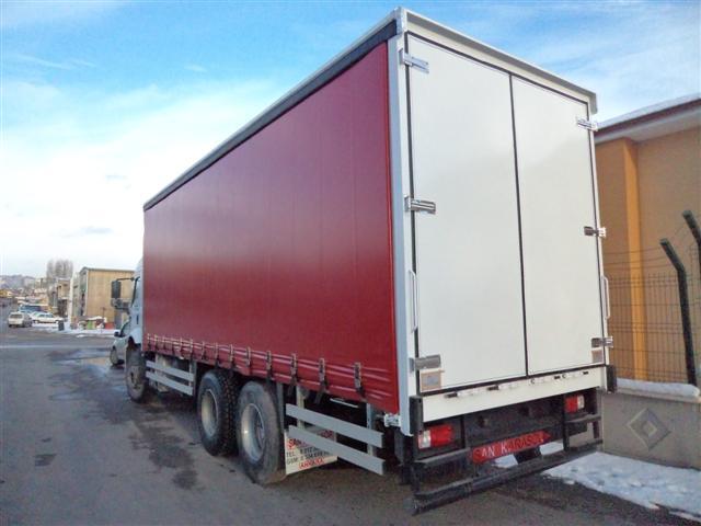 Birtek Nakliyat 2526 Midilli Cargo Kayar Perdeli Kasas� Teslim Edildi.....