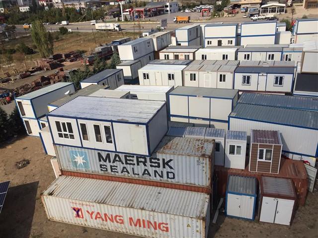 Ankara'nın ilk 2.el Konteyner alım satım yapan firmamız yüzlerce çeşit ve değişik fiyatlar ile her bütçeye uygun ihtiyaçlarınızı karşılamak için showroomda sizlerle